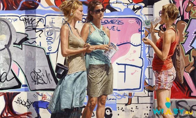 Микеле Дель Кампо Фотореалистичные картины 1339839359_2
