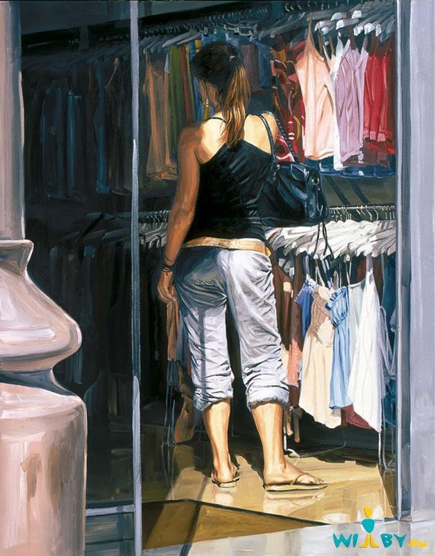 Микеле Дель Кампо Фотореалистичные картины 1339839412_11
